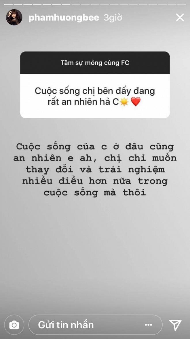 Thẳng thắn nói về nguyên nhân im lặng trước scandal từ fan nhưng Phạm Hương lại từ chối hết câu hỏi về nghi án sinh con - Ảnh 4