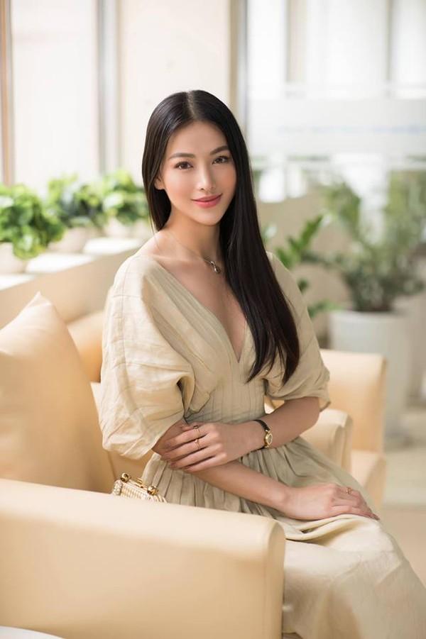 """Hoa hậu Phương Khánh bị nghi lạm dụng """"dao kéo"""", anh trai lên tiếng bảo vệ - Ảnh 1"""