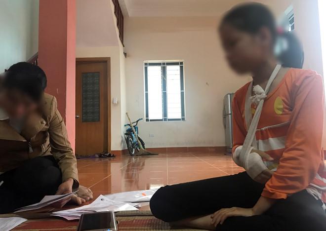 Chân dung đối tượng xâm hại bé 9 tuổi trong vườn chuối vừa bị bắt tạm giam để điều tra hành vi hiếp dâm - Ảnh 2