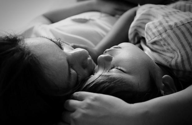 Làm mẹ đơn thân: Hãy cho phép mình được khóc! - Ảnh 2