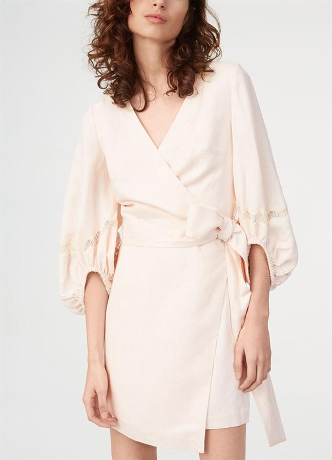 Wrap dress - chiếc váy mùa hè xinh tươi cho mọi cô nàng - Ảnh 2
