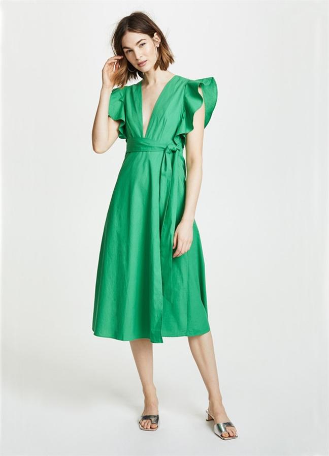 Wrap dress - chiếc váy mùa hè xinh tươi cho mọi cô nàng - Ảnh 3