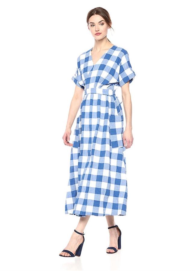 Wrap dress - chiếc váy mùa hè xinh tươi cho mọi cô nàng - Ảnh 7