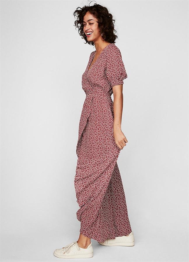 Wrap dress - chiếc váy mùa hè xinh tươi cho mọi cô nàng - Ảnh 8