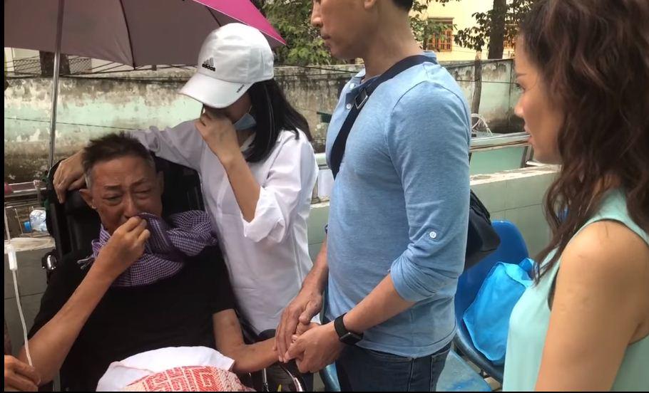 Xót xa với tâm sự đầy nước mắt của nghệ sĩ Lê Bình tại bệnh viện qua lời kể của Cát Phượng - Ảnh 3