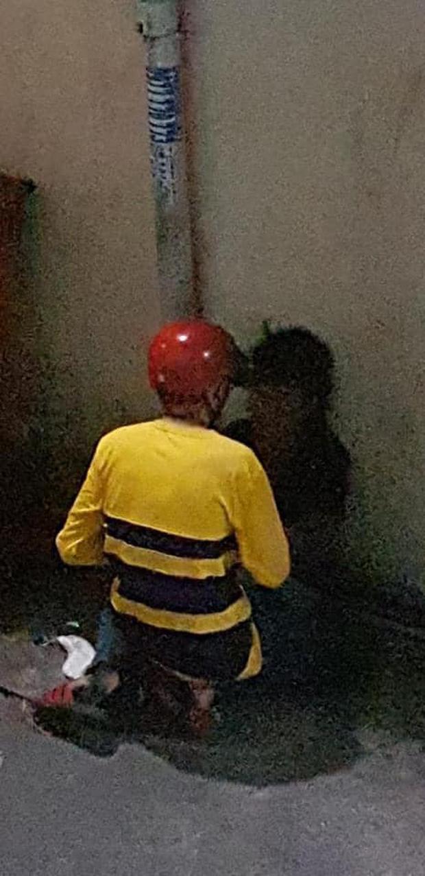 Công an vào cuộc vụ nam thanh niên mặc đồ xe ôm công nghệ giở trò đồi bại với cô gái ở <a target='_blank' href='https://www.phunuvagiadinh.vn/sai-gon.topic'>Sài Gòn</a> - Ảnh 1