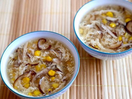 Nấu súp gà thơm ngon bổ dưỡng, tăng sức đề kháng cho cơ thể - Ảnh 4