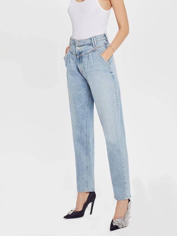 3 kiểu quần jeans được dự báo sẽ cực thịnh hành trong mùa hè này, chị em hãy nhớ 'bắt trend' ngay - Ảnh 5