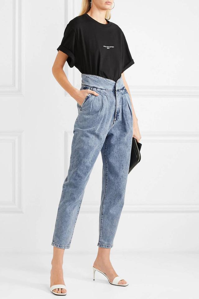 3 kiểu quần jeans được dự báo sẽ cực thịnh hành trong mùa hè này, chị em hãy nhớ 'bắt trend' ngay - Ảnh 6