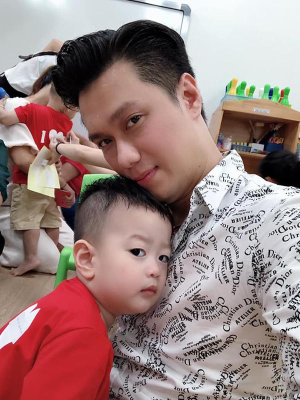 Diễn viên Việt Anh 'Người phán xử' vừa ly hôn vợ hai kém 9 tuổi - Ảnh 2
