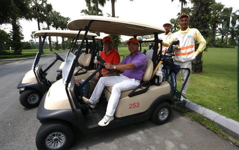 Tưng bừng giải Golf Báo chí và Doanh nghiệp 2019 mừng ngày Báo chí Cách mạng Việt Nam - Ảnh 4