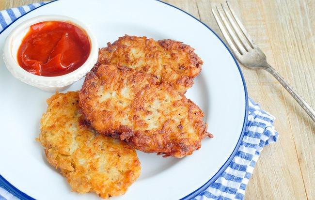 Muốn bé tăng cân, ăn ngon làm ngay bánh khoai tây phô mai cực hấp dẫn - Ảnh 6