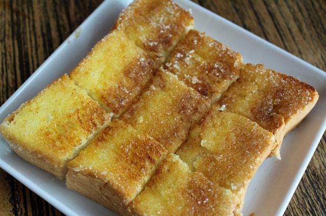 Cách làm bánh mì nướng bơ đường siêu hấp dẫn cho bữa sáng - Ảnh 3