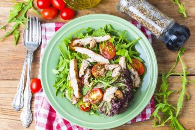 Chế độ ăn bữa tối để giảm cân, giữ dáng - Ảnh 2