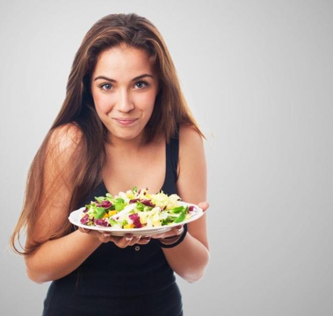Chế độ ăn bữa tối để giảm cân, giữ dáng - Ảnh 1
