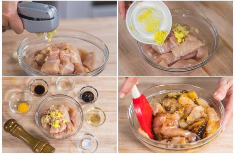 Bữa tối siêu tốc với món cơm gà kiểu Nhật tuyệt ngon - Ảnh 2