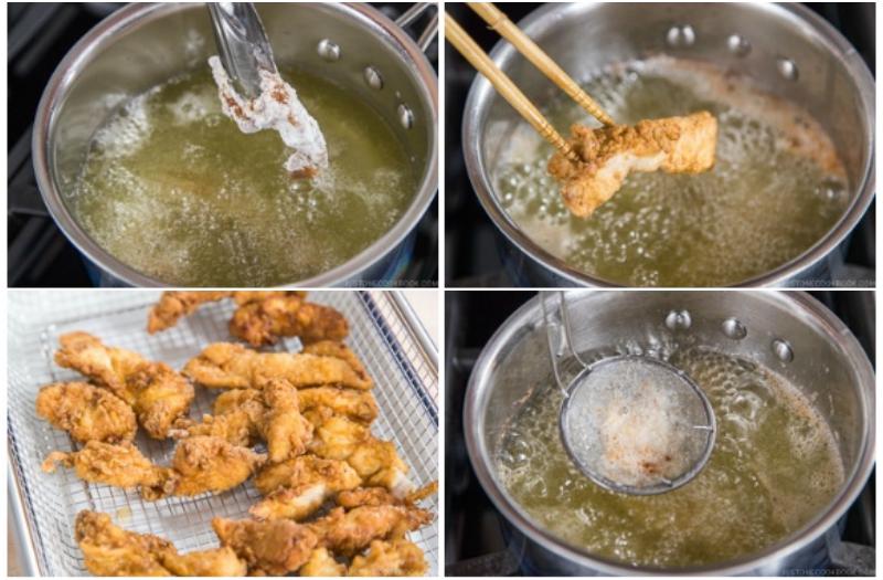 Bữa tối siêu tốc với món cơm gà kiểu Nhật tuyệt ngon - Ảnh 4