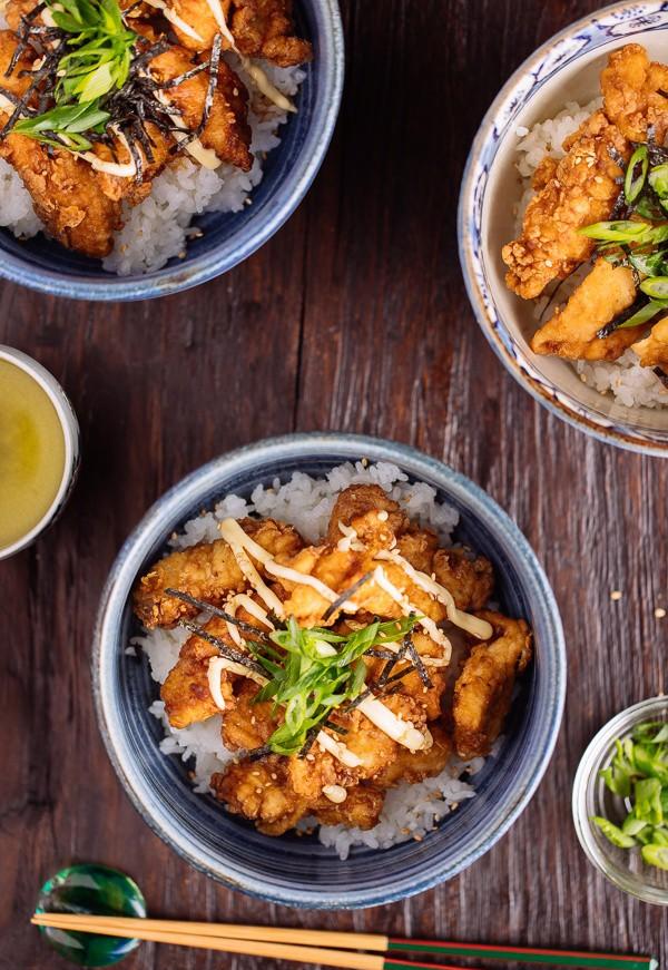 Bữa tối siêu tốc với món cơm gà kiểu Nhật tuyệt ngon - Ảnh 7