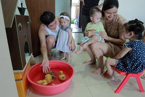 Cả chung cư được nuôi vịt sau sự cố của người bán trứng vịt lộn - Ảnh 12