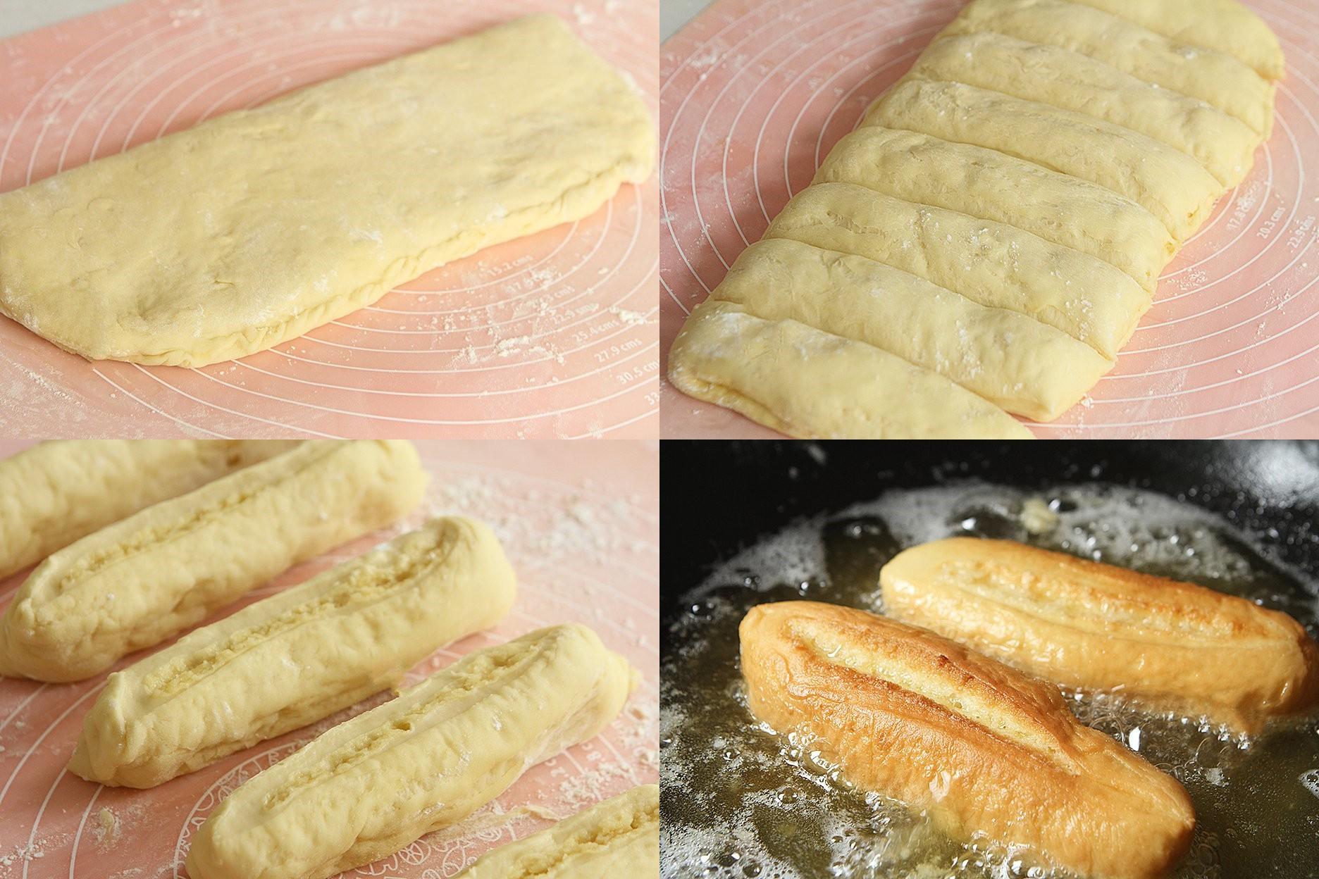 Ngạc nhiên chưa, không cần lò nướng cũng làm được bánh mì mềm ngon cực đỉnh các mẹ ơi! - Ảnh 3