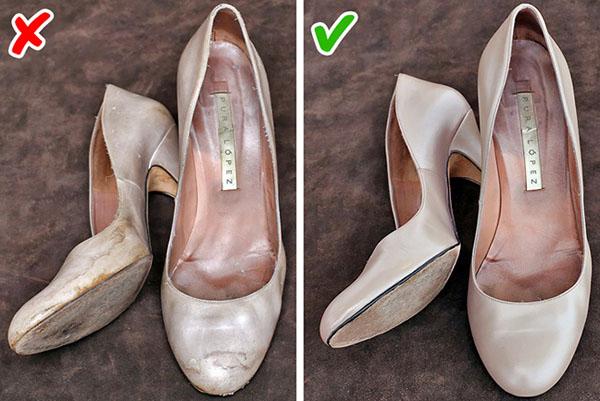 8 yếu tố khiến giày dép trông kém sang - Ảnh 1