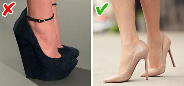8 yếu tố khiến giày dép trông kém sang - Ảnh 5