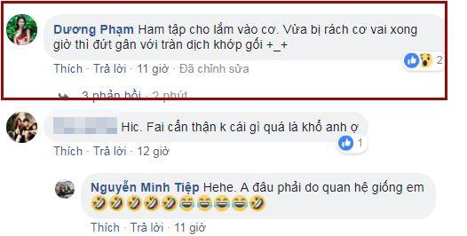 Diễn viên Minh Tiệp bị ngộ độc thực phẩm ở Quảng Ninh khi tham dự gala 30 năm Hoa hậu Việt Nam - Ảnh 10