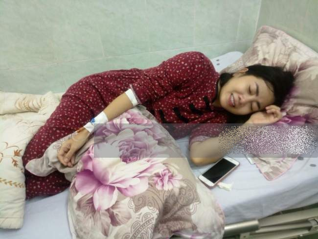 Hé lộ ảnh hiếm hoi của Mai Phương sau khi nhập viện vì ung thư phổi, ai nhìn cũng xót xa - Ảnh 1