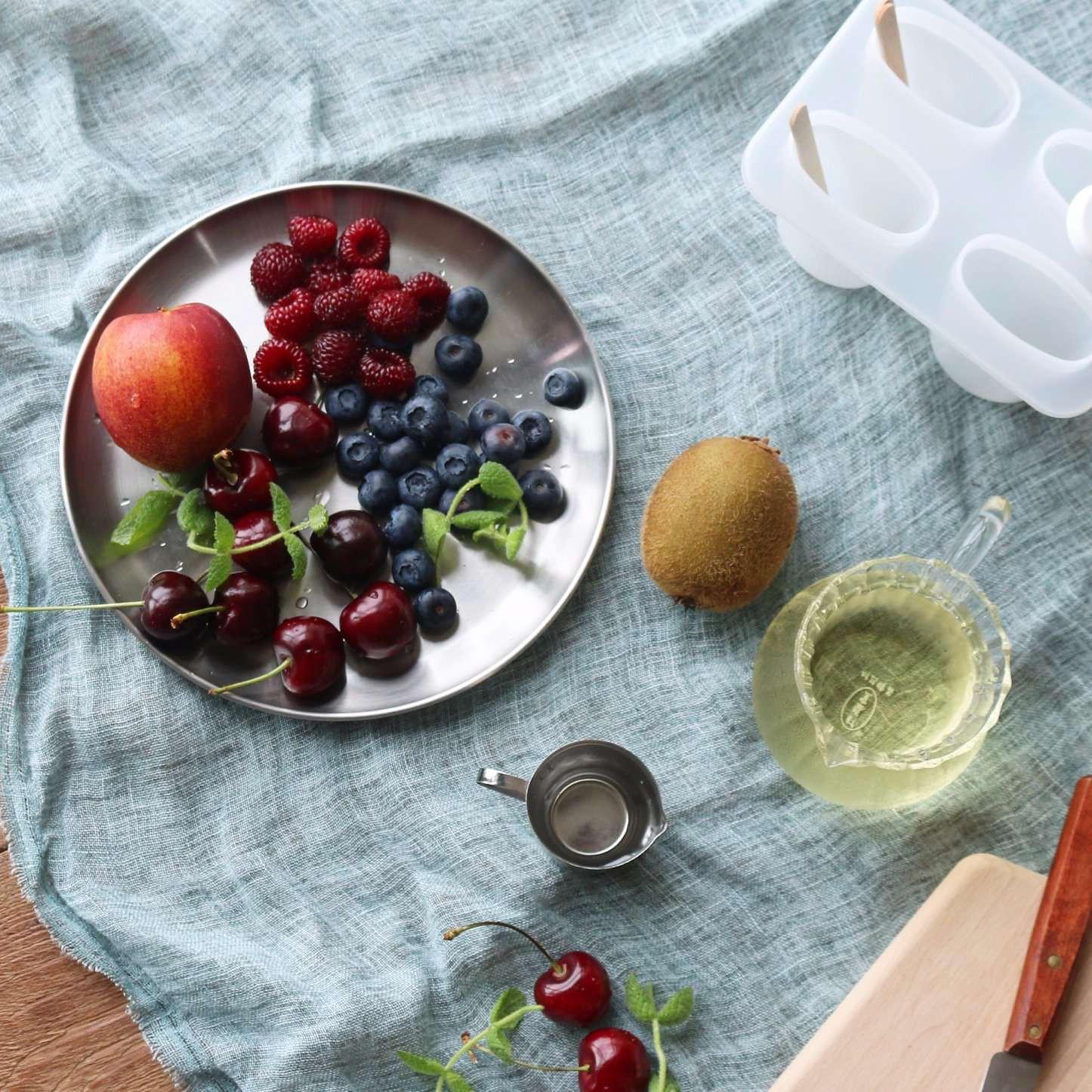Có một cách làm kem trái cây dễ chưa từng thấy và vô cùng thơm ngon - Ảnh 1