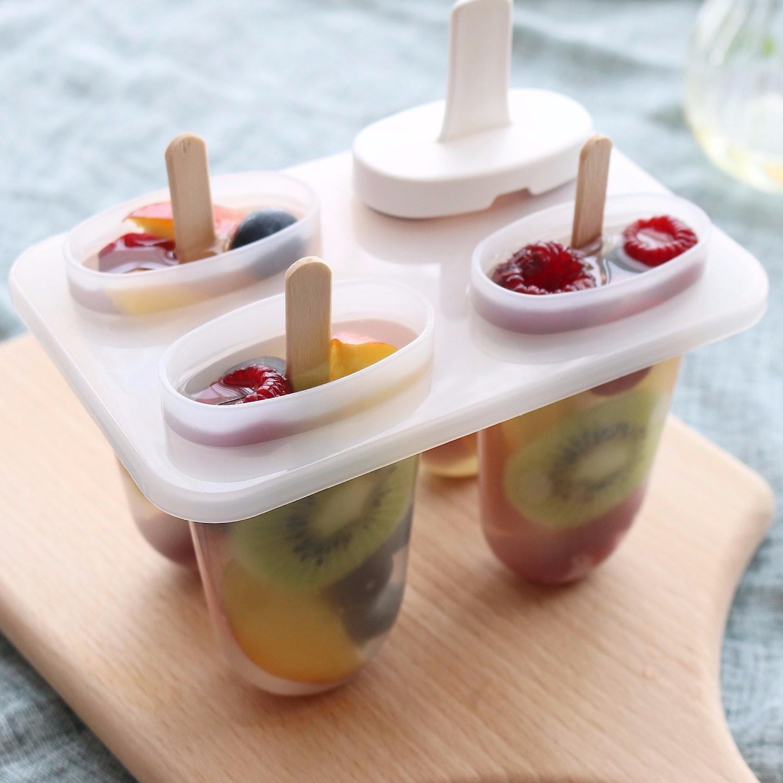 Có một cách làm kem trái cây dễ chưa từng thấy và vô cùng thơm ngon - Ảnh 4
