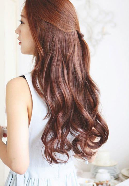 Kiểu tóc dài gợn sóng đang được yêu thích - Ảnh 5