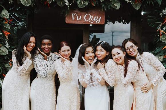 Sau lễ cưới ở Hà Lan, Lý Thanh Thảo và chồng Tây 'báo hỉ' tại Việt Nam? - Ảnh 1
