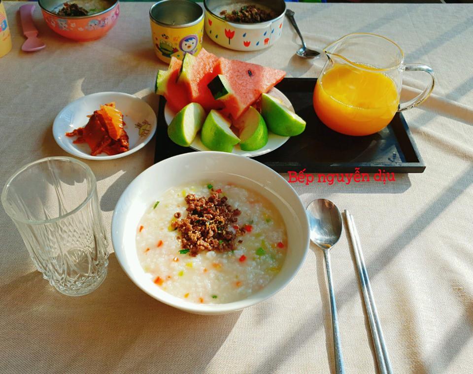 Cô dâu Việt 9x tại Hàn với những bữa sáng tự nấu ngon tuyệt khiến cộng đồng mạng 'dậy sóng'! - Ảnh 9