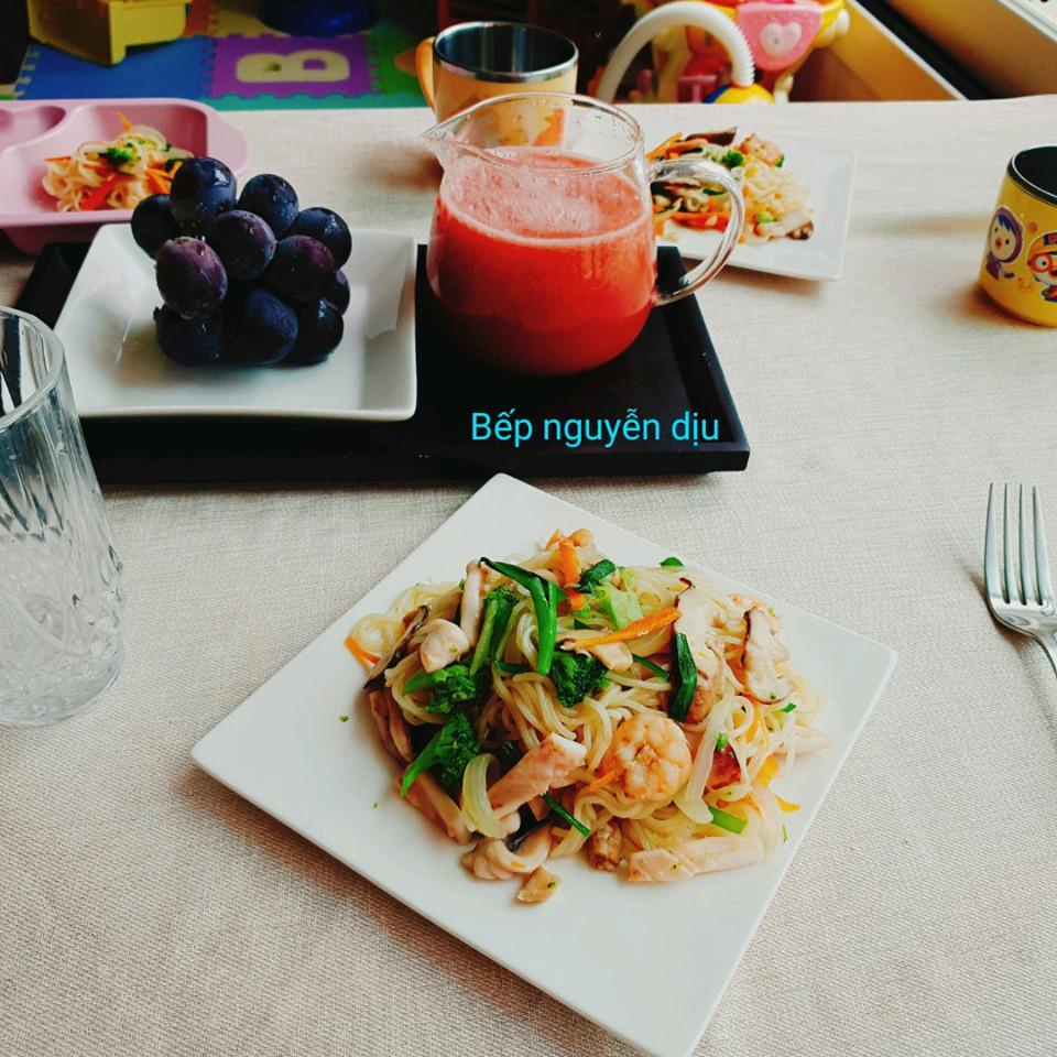 Cô dâu Việt 9x tại Hàn với những bữa sáng tự nấu ngon tuyệt khiến cộng đồng mạng 'dậy sóng'! - Ảnh 4