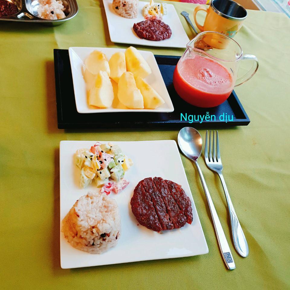 Cô dâu Việt 9x tại Hàn với những bữa sáng tự nấu ngon tuyệt khiến cộng đồng mạng 'dậy sóng'! - Ảnh 5
