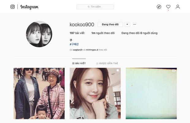 Khó hiểu động thái Goo Hye Sun trước - sau khi tuyên bố ly hôn: Đăng ảnh mẹ, cười hẹn mai gặp, xóa bài đăng chấn động - Ảnh 1