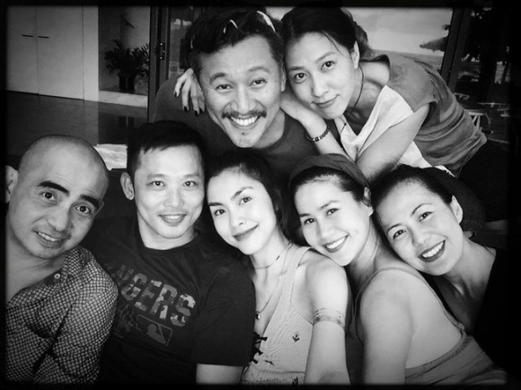 Bất ngờ với ảnh độc của Tăng Thanh Hà và hội chị em từ 11 năm trước được chia sẻ lại - Ảnh 2