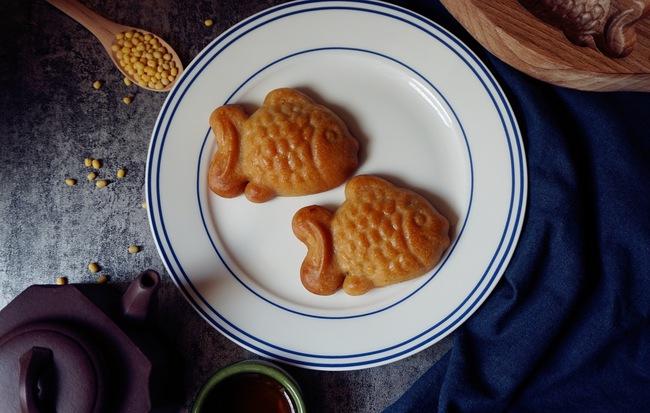 Mùa Trung thu này làm ngay bánh nướng con cá cực xinh yêu - Ảnh 9