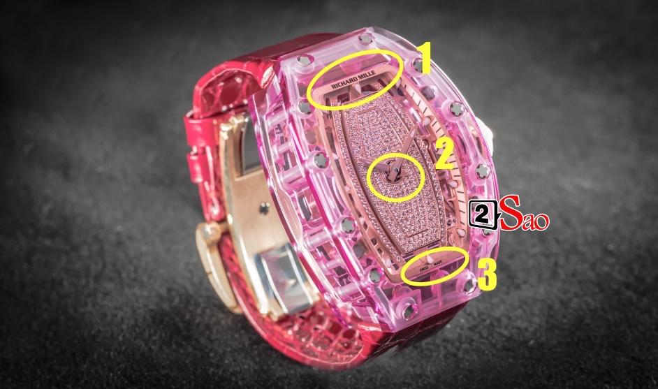 Sau phốt dùng Hermes fake, Lý Nhã Kỳ lại bị nghi mua đồng hồ nhái Richard Mille giá 100 tỷ - Ảnh 2