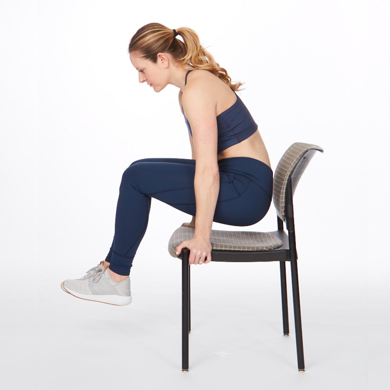 5 bài tập cơ bụng để có vòng eo phẳng lỳ, quyến rũ 'chuẩn model' - Ảnh 3