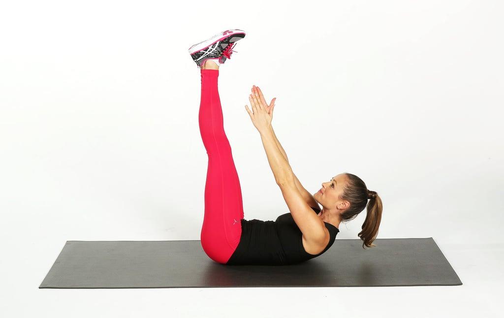 5 bài tập cơ bụng để có vòng eo phẳng lỳ, quyến rũ 'chuẩn model' - Ảnh 5