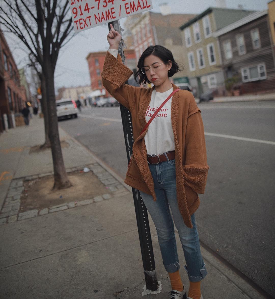 5 cách diện cardigan cực xinh dành cho nàng để ra đường tận hưởng ngày 'gió lạnh đầu mùa' - Ảnh 3