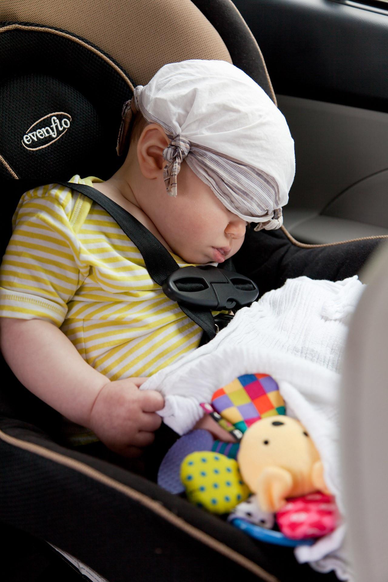 Bé gái 3 tuần tuổi bỗng dưng ngưng thở trên xe ô tô vì 1 sai lầm triệu gia đình cùng mắc - Ảnh 6