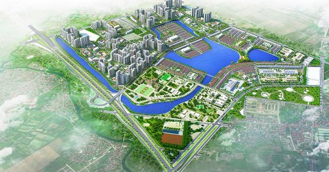 Chuyển nhượng một phần dự án khu đô thị Gia Lâm cho Minh Tân Hà Nội - Ảnh 1