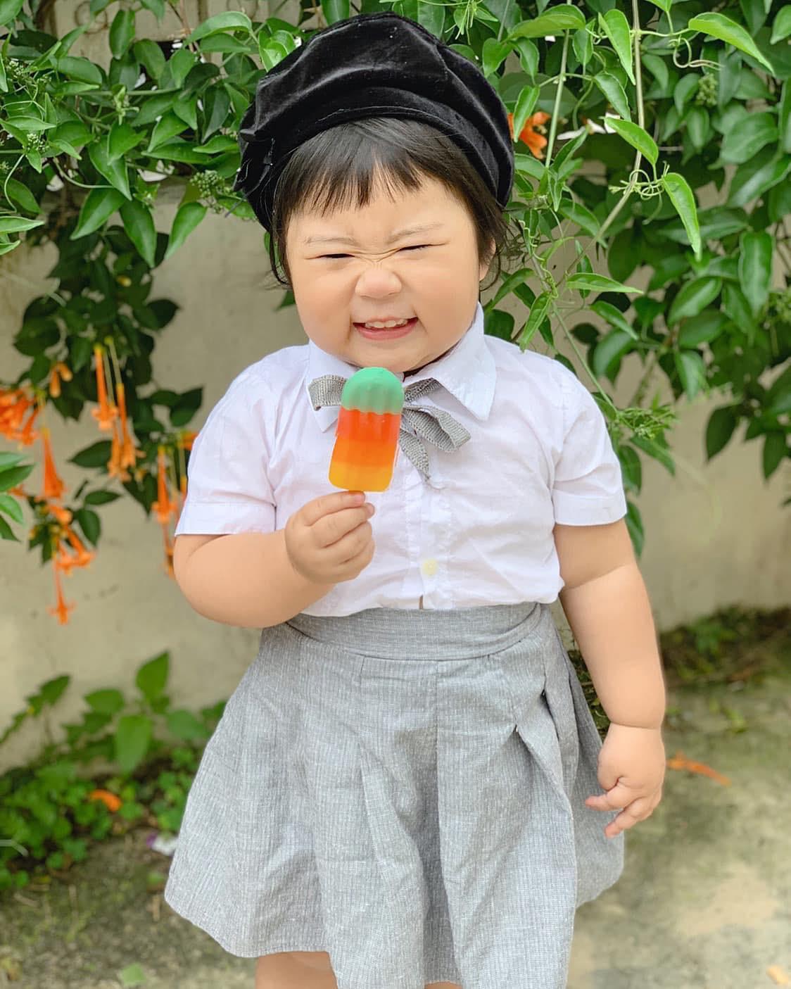 Mẹ trẻ tiết lộ bí quyết nuôi con thích ăn rau nhưng lại bụ bẫm, khỏe mạnh, chưa 1 lần dùng đến kháng sinh - Ảnh 8