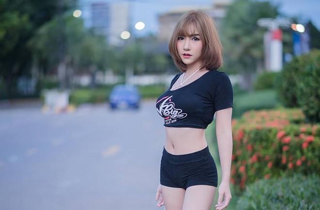 Người mẫu Thái Lan chết trong thang máy - Ảnh 2