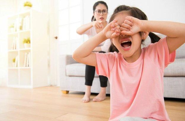 Thay vì la mắng trẻ, đây là những việc mẹ nên làm khi tức giận! - Ảnh 1
