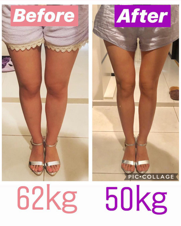Từ 78kg xuống 50kg, cô gái người Nhật lột xác với đường cong 'siêu chuẩn' khiến ai nhìn cũng ghen tị - Ảnh 15