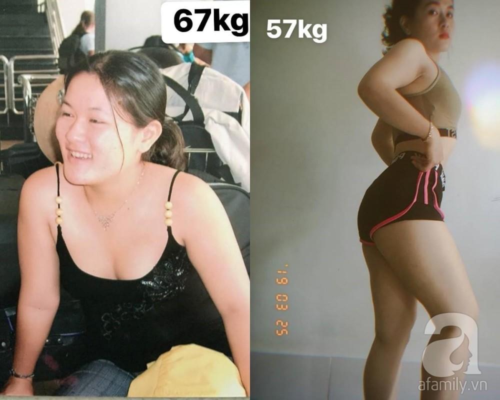 Từng nhập viện vì chỉ ăn rau luộc và kiêng đường hoàn toàn, nàng 8X Vũng Tàu đã tự học theo chế độ ăn này để giảm 10kg - Ảnh 2