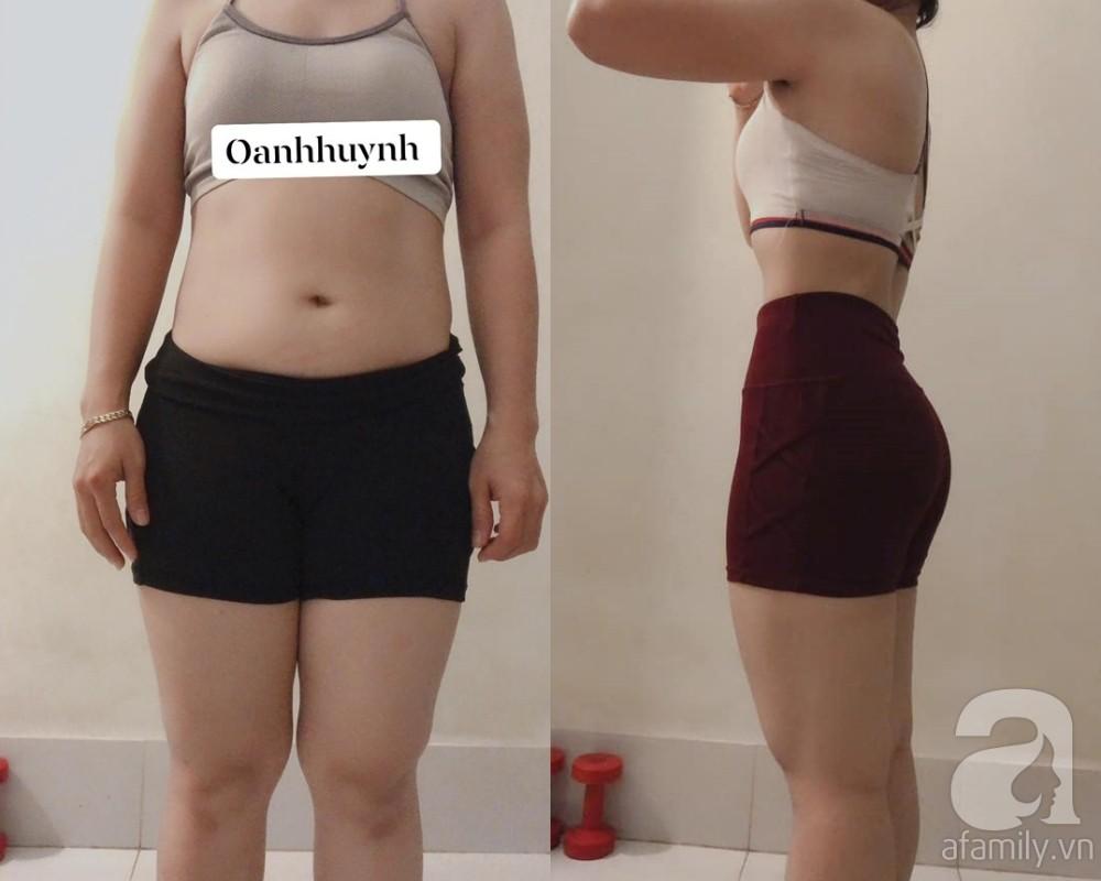 Từng nhập viện vì chỉ ăn rau luộc và kiêng đường hoàn toàn, nàng 8X Vũng Tàu đã tự học theo chế độ ăn này để giảm 10kg - Ảnh 3
